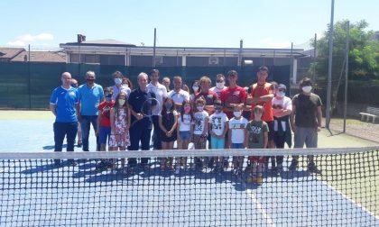 Sport e Fase 3: Giovani campioni di tennis crescono a Bosconero