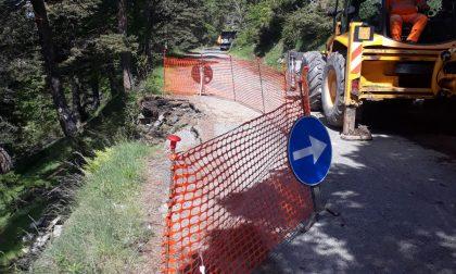 Strada Nivolet proseguono i lavori per l'apertura