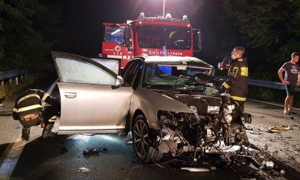 Incidente sulla SP460 a Leini, 31enne di Favria denunciato
