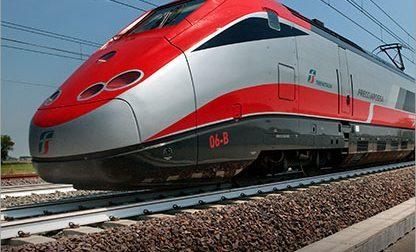 E' partito il primo Frecciarossa Torino-Reggio Calabria: è il collegamento alta velocità più lungo in Europa