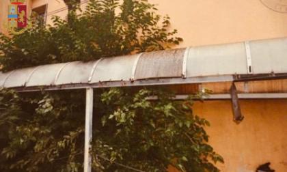 Ivrea: rubano 10 kg di rame dalla grondaia di una pensilina, 4 arrestati