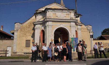 Campane della cappella dell'Assunta ritornano a suonare a borgata Madonna