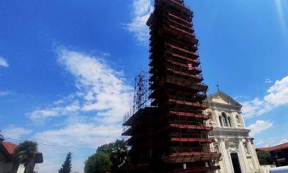 Tempo di lavori pubblici a San Francesco al Campo