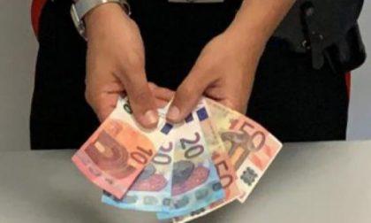 Colf truffa anziana: sostituiva banconote vere con quelle false
