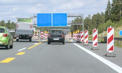 """Cantieri autostrade, Nastri: """"Inaccettabile paralisi del nord ovest"""""""