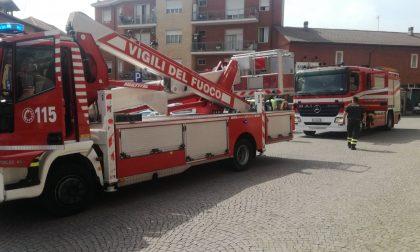 Vigili del fuoco chiamati a Favria e Forno