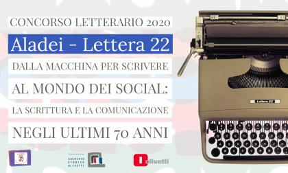 """Premio letterario """"Concorso Aladei"""", iscrizioni aperte"""