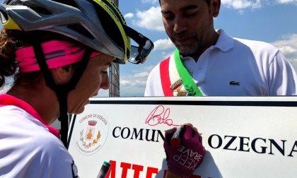 Paola Gianotti è arrivata anche a Ivrea