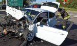 Scontro tra due auto: feriti un ragazzo e due anziani