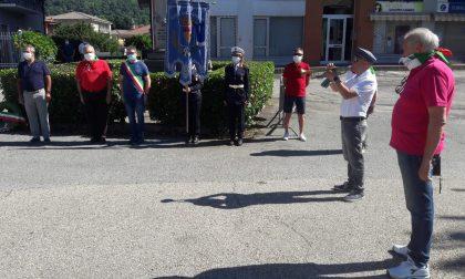 Commemorazione a Cuorgnè per le vittime della strage di Pedaggio e Voira   FOTO