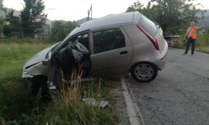 Incidente a San Ponso, ferita una donna | FOTO