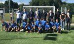 Inaugurato il nuovo campo di calcio a 5 ad Agliè
