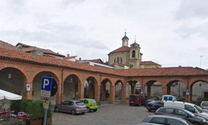 Piazza Litisetto verrà restaurata… anche la storica scritta!