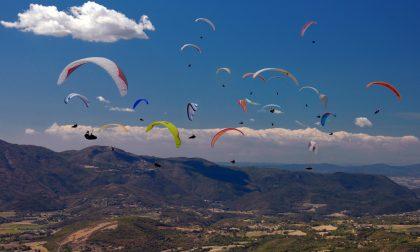 Campionati nazionali di volo libero in parapendio e deltaplano in Canavese