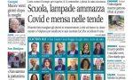 Il Canavese – edizione Rivarolo (del 26 agosto) in edicola. La prima pagina