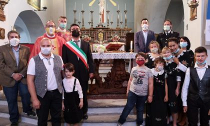 San Giacomo: a Ingria tutti uniti per la patronale