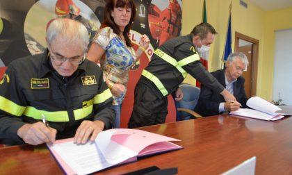 Screening sierologico per 800 Vigili del fuoco in tutto il Piemonte | FOTO