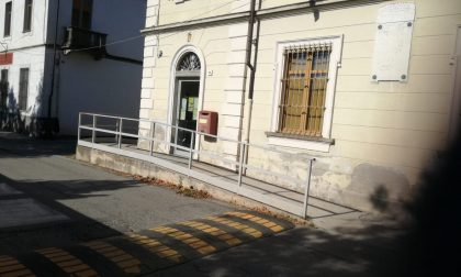 Rapina alle Poste a San Maurizio questa mattina in frazione Malanghero