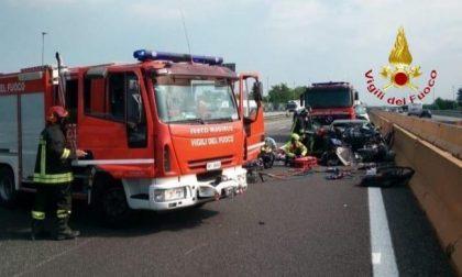 Incidente mortale sull'A4 Torino-Milano: deceduto anche il figlio
