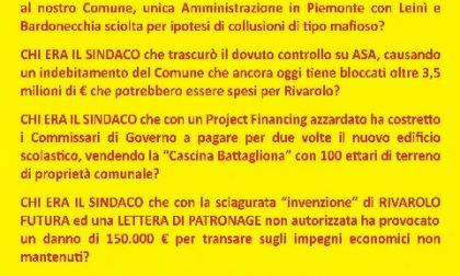 Guerra delle affissioni a Rivarolo: arriva la risposta dei Dem
