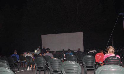 Serate cinema all'aperto