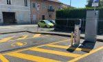 Tre nuove colonnine per la ricarica di auto elettriche a Favria