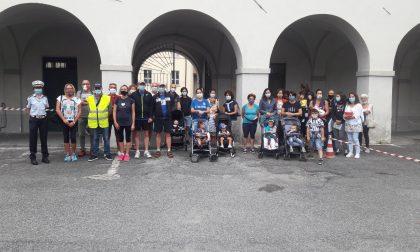 Let's fit: un successo la camminata con gli atleti olimpionici Damilano
