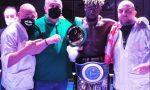 La Skull Boxe Canavesana festeggia la difesa del titolo tricolore di Etinosa