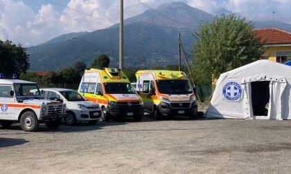 Inaugurate due nuove ambulanze alla Croce Bianca del Canavese