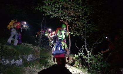 Ritrovato il cercatore di funghi disperso a Chialamberto