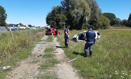 Incidente sull'A5 Torino-Aosta, muore un uomo di Strambino