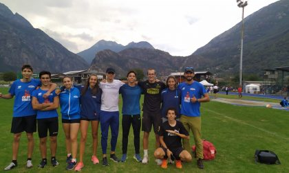 Campionati piemontesi di atletica leggera: i risultati
