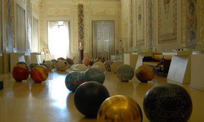 La mostra Planetarium al Centro Ceramico La Fornace di Castellamonte