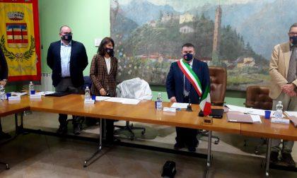 A Valperga il sindaco s'insedia, ma c'è subito la prima polemica