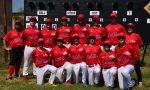 Red Clay Castellamonte   alla finale nazionale di baseball Under 15