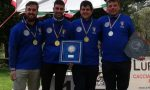 Canavesani oro nella pesca nella Coppa Italia no kill