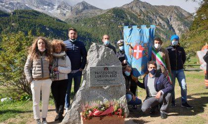 """Intitolato a Pietro Blanchetti il """"giro lago"""" di Ceresole Reale"""