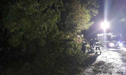 Maltempo: evacuata la Cri a Pont, chiusa la Sp47 della Valsoana