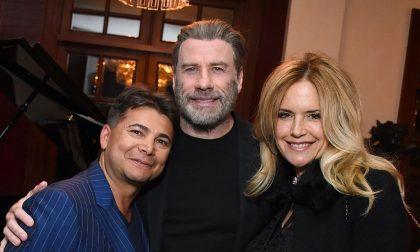 Oscar Generale una vita tra John Travolta e gli altri divi di Hollywood