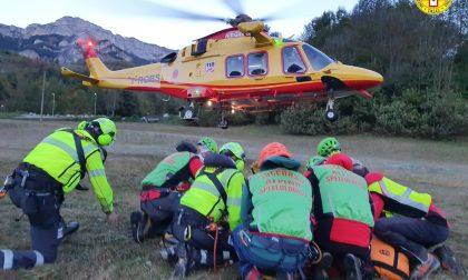 Malgari in quota: riprese le operazioni del Soccorso Alpino