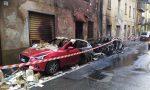 Incendiò due auto: indagato il piromane