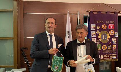 Lions Club Alto Canavese: la visita del Governatore Distrettuale per l'anno lionistico
