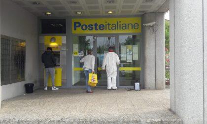 Poste a Castellamonte chiuse, sanificazione in corso per un positivo al Covid   FOTO