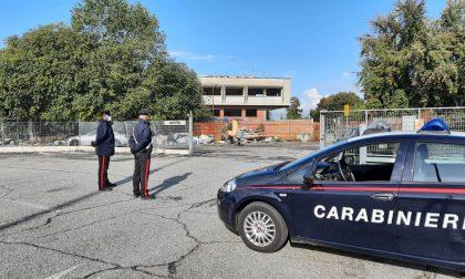 Rave party a Settimo Torinese, controlli dei carabinieri