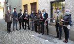Rocca: inaugurato il Postamat. Il sindaco Alessandro Lajolo: «Manteniamo le promesse fatte ai cittadini»