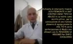 """Bufera sul medico negazionista di Borgaro, su Youtube: """"Il vaccino antinfluenzale attiva il Covid"""""""