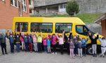 Nuovo scuolabus per gli studenti di Ceres