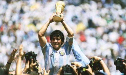 E' morto Diego Armando Maradona… l'eterno duello con Platini