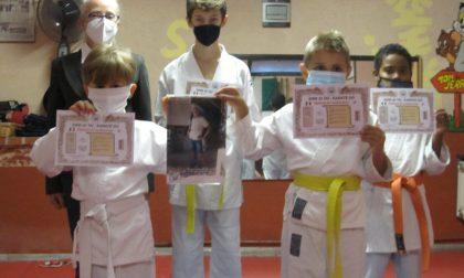 I giovani talenti dello Shin Gi Tai Karate battono anche il virus