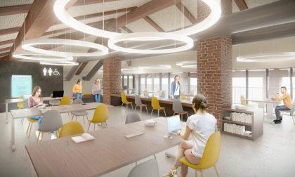 Pronta una nuova aula studio per il 2021 grazie a un concorso di idee